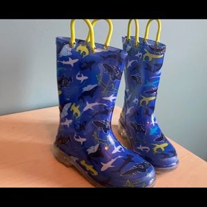 Other - Light up rain boots